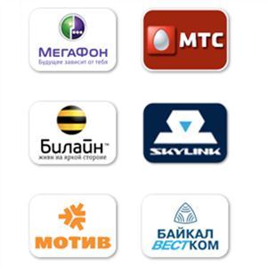 Операторы сотовой связи Чанов