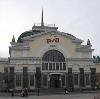 Железнодорожные вокзалы в Чанах